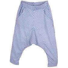 Pantalon sarouel sultan coton bio IOBIO 2/4 ans