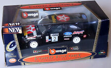 (PRL) BBURAGO BURAGO 1:24 METAL FORD ESCORT RS COSWORTH RALLY 1996 MODEL 523 VIP