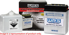 WPS 12N7D-3B Conventional 12V Standard Battery with Acid Pack