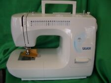 SILVER VISCOUNT 2021 SEWING MACHINE 21 STITCHES FREE UK DELIVERY