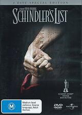 Schindler's List - Drama / War / History - Liam Neeson, Ben Kingsley - NEW DVD