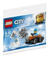 LEGO® 30360 CITY Arctic Ice Saw POLYBAG   - NEW / FACTORY SEALED