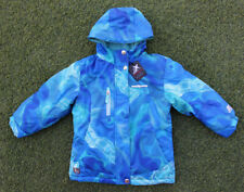 Girls ZeroXposur Ski Coat Parka W/headband Snowboard Blue Sky Hooded 5/6 5 6