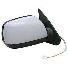 Daihatsu Terios 2006 in poi Specchietto retrovisore elettrico verniciabile dx