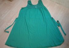 Avon Signature Collection Ruched Crochet Dress  Green/Turquoise Size XL
