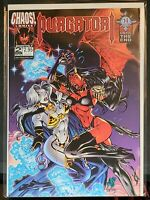 PURGATORI #14 NOVEMBER 1998 CHAOS COMICS UNTIL THE END VARIANT COVER RARE