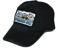 Pittsburgh 2011 NHL Winter Classic Reebok Relaxed Stretch Fit Cap Hat OSFM