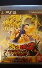 Dragon Ball Z: Ultimate Tenkaichi (Sony PlayStation 3, 2011)