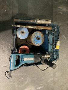 Makita 8406 Diamond Core Rotary Hammer Drill 110v