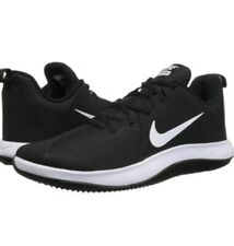 b989d2c65ff8 New Nike FLY BY LOW Basketball Shoes 908973-001 Black White Men s Size 12