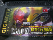 GIGABYTE ATI Radeon X800 XL 512MB PCI-E Graphics card W/ DVI and S-Video