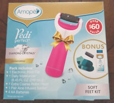 Amope Pedi Perfect limited edition Gift Set $60.00 value