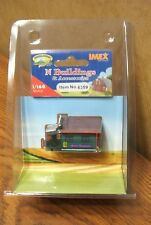 IMEX N SCALE COUNTRY GENERAL STORE RESIN BUILT-UP BUILDING