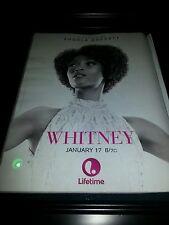Angela Bassett Whitney Houston Lifetime Movie Promo Poster Ad Framed!