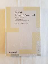 Report Balanced Scorecard. Neu und original in Folie verpackt.