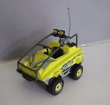 PLAYMOBIL (K4113) POLICE - Véhicule Amphibie Bandit 4449 Complet