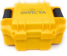 Yellow Plastic Marine Storm Hard Carrying Case