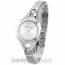 Emporio Armani Women's Round Wristwatches with 12-Hour Dial
