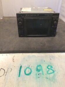 VW Golf Mk4 Radio Stereo Navigation System MFD Double Din 3B0035191G