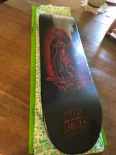 SANTA CRUZ X MARS ATTACKS - MAID OF MARS LTD COLLECTIBLE SKATEBOARD DECK