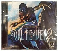 The Legacy Of Kain Soul Reaver 2 PC Sealed New Free Ship Win10 8 7 Vista XP ME