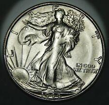 1944 S Walking Liberty Half Dollar - BU !!