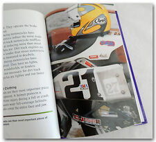Moto Flattrack Dirt Track Course Livre Will Davis Kevin Atherton Joe Kopp &