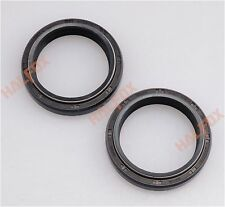 New Front Fork Oil Seal Set 41 mm x 53 mm x 8 mm 41*53*8 Motorcycle Seals