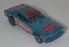 Redline Hotwheels Blue 1970 Mongoose oc17482