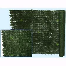 huge selection of f8323 26b26 Siepe sintetica Verde da giardino Evergreen Edera 1x20 metri