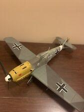 21st Century Ultimate Soldier Toys 1:18 Scale Messerschmitt Me-109 German Plane