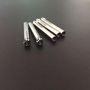 5Pcs Dental 3.0mm MARATHON Micromotor Polishing High speed Handpiece Chuck