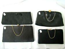LOT OF 4 Vintage Evening Handbags  Clutch