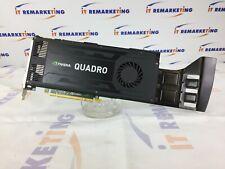 Dell Nvidia Quadro K4000 0D5R4G 3GB GDDR5 PCIe x16 GPU Video Card Graphics GAME