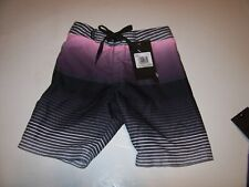 Boys Hurley Toucan Boardshorts Swim; Shark; Skull - Size 10//25 or 14//27 New