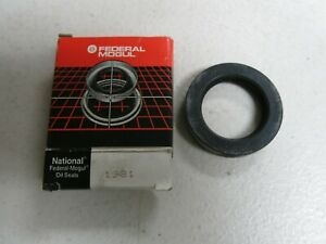 National 1981 Front Camshaft Seal fits Datsun, Ford 1971 - 2010