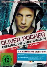 DVD NEU/OVP - Oliver Pocher - Gefährliches Halbwissen - Die Weltrekord Live-Show
