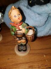 Hummel Goebel Figurine Village Boy