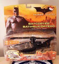 BATMAN BEGINS BATCOPTER VEHICLE 2005 MATTEL NEW