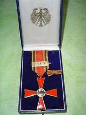 BRD Bundes Verdienstkreuz 50 Verdienter Bundesverdienstkreuz Etui Original