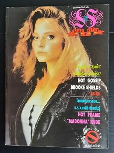 1992 Jodie Foster NKOTB Keanu Reeves Traci Lords Patrick Swayze Book MEGA RARE!!