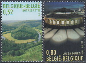 Belgium Luxembourg European Capital of Culture 2007 MNH-4 Euro