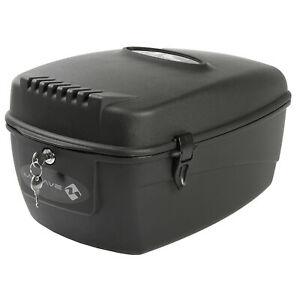 Bicycle Rear Top Box - Lockable Storage for your Bike