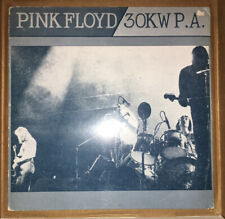 Pink Floyd - 30Kw P.A. — Rare Issue!