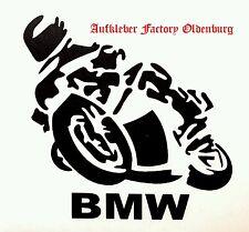 Sticker BMW Aufkleber Bike Biker 1A Motorrad Tuning Top
