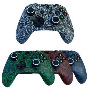 Microsoft Xbox One Silicone Rubber Skin - Camo Paisley Protective Controller
