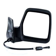 CITROEN DISPATCH 1996-2006 MANUAL CABLE BLACK DOOR WING MIRROR O/S DRIVERS SIDE