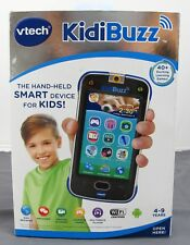 VTech KidiBuzz 8GB Hand-Held Smart Device Kids 4-9 YO 180° Camera #80-169500