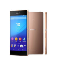 Sony Ericsson Xperia Z3 E6553 32gb Unlocked Android 4g LTE Smart Phone (gold)