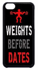 Fitness Bodybuilding Gym Workout Crossfit Back Case Cover For Apple iPod 4 5 6